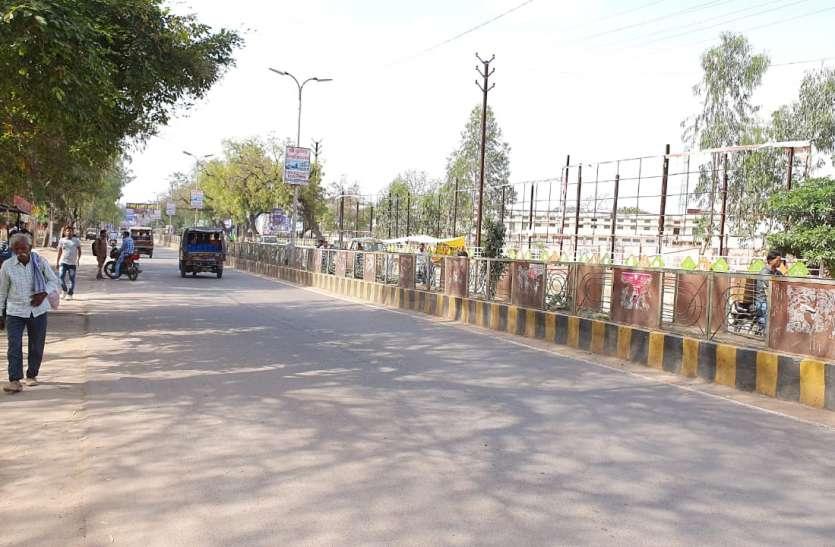 दूसरे जिलों से छतरपुर में बसों के प्रवेश पर लगाई रोक, कुछ ट्रेने और हुई रद्द
