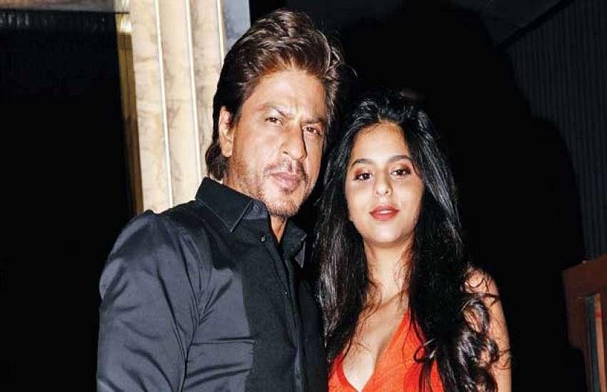 Shahrukh Khan Daughter Suhana Khan