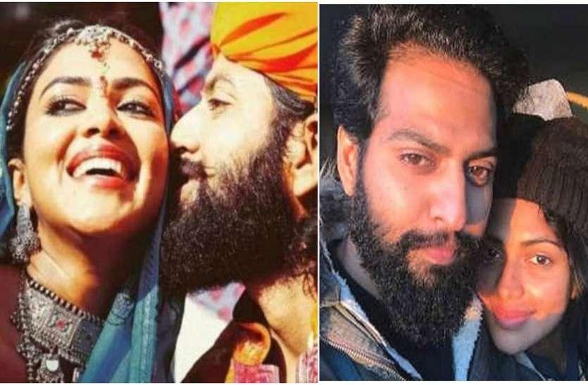 दीपिका पादुकोण जैसी दिखने वाली अमला पॉल की शादी की तस्वीरें वायरल होने के बाद टूट गया भविंदर से रिश्ता!