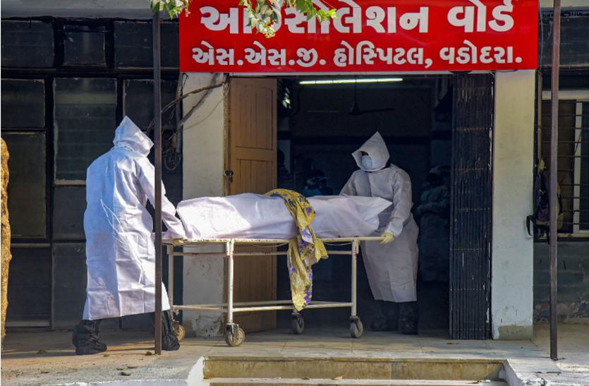 #coronavirus: देश में कोरोनावायरस के 360 मामलों की पुष्टि, 7 मरीजों की मौत