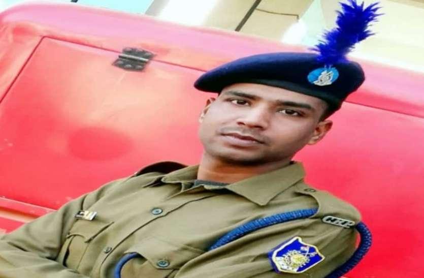 CRPF के जवान ने खुद को मारी गोली, आत्महत्या का कारण अज्ञात