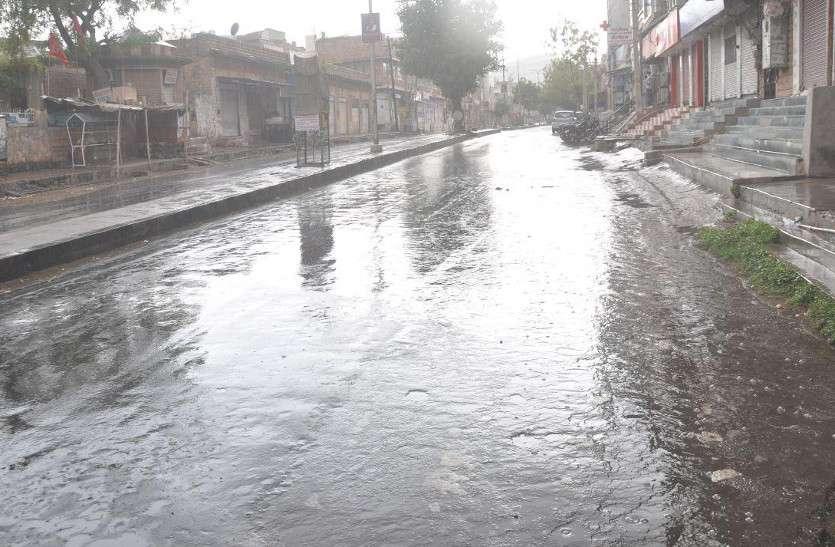राजस्थान: फिर मौसम में बदलाव की संभावना, मौसम विभाग ने जारी की चेतावनी