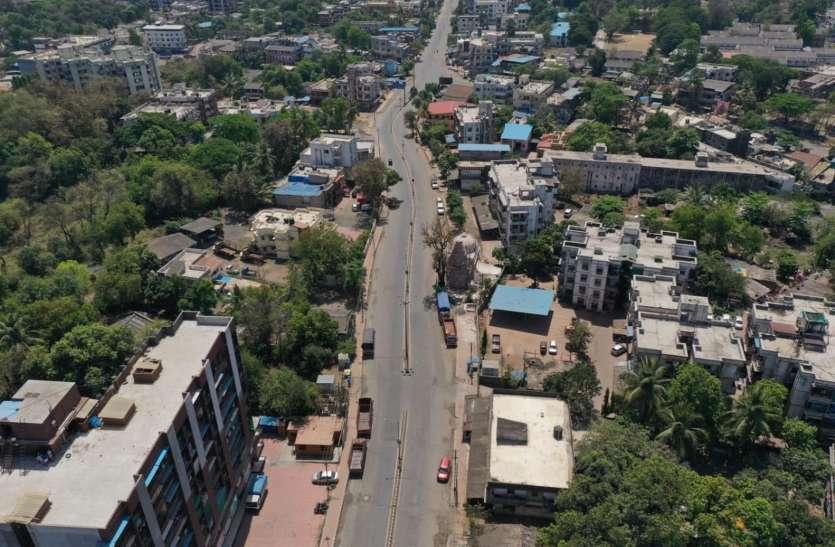 Corona News: दानह में जनता कफ्र्यू पूर्ण सफल