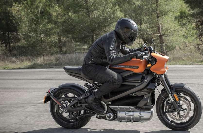 Android System के साथ बाइक लॉन्च करेगी Harley Davidson, मोबाइल से हो  जाएगी कनेक्ट