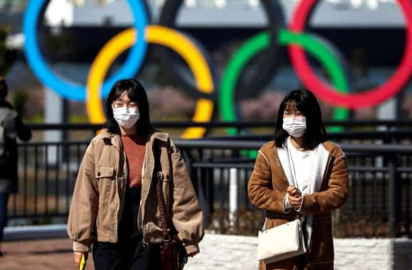 कोरोना की वजह से टोक्यो ओलंपिक गेम्स स्थगित, IOC और शिंजो आबे के बीच बनी सहमति
