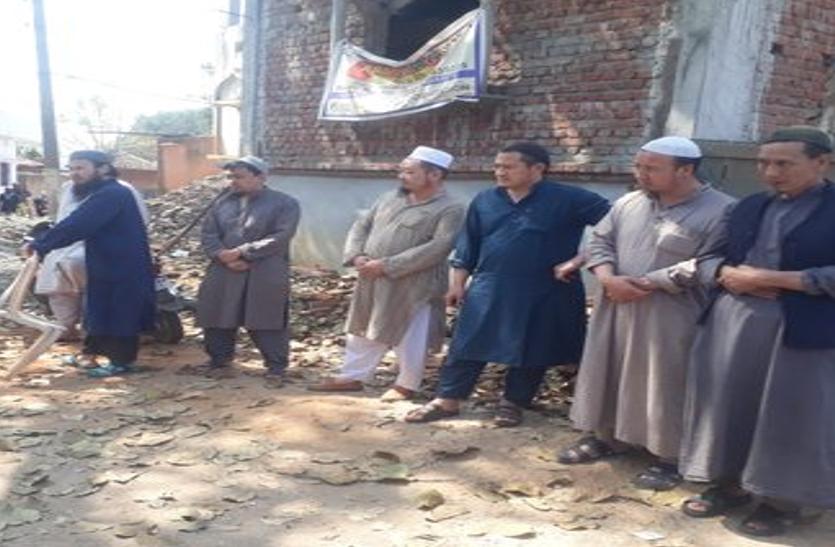 मस्जिद में रह रहे थे चीन, कजाकिस्तान व किर्गिस्तान से आए 11 विदेशी नागरिक, कागजात जब्त