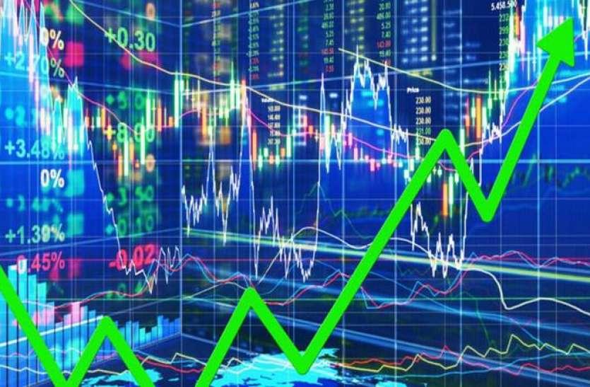 राहत पैकेज की आस में करीब 700 अंक की बढ़त के साथ बंद शेयर बाजार
