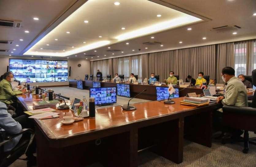 Coronavirus: थाईलैंड में 26 मार्च से आपातकाल, पीएम ने की घोषणा