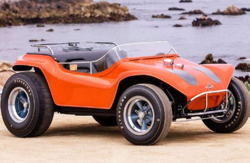 पूरे 3 करोड़ में बिकी 1968 की ये पुरानी बीच कार, फ्लोरिडा में की गई नीलामी