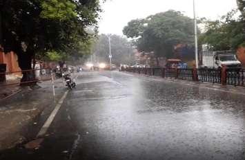 मौसम अपडेटः दिल्ली समेत देश के 10 राज्यों में बारिश के आसार, तेज हवाएं बढ़ा सकती हैं मुश्किल