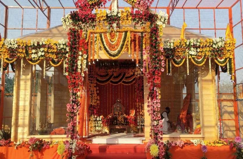 492 साल बाद चांदी के सिंहासन पर विराजे रामलला, सीएम योगी आदित्यनाथ ने अभिषेक कार्यक्रम में की विशेष आरती