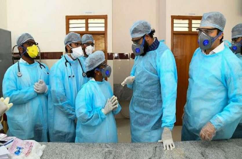 छत्तीसगढ़ में मिला कोरोना का तीसरा मरीज, राजनांदगांव के बाद स्वास्थ्य सचिव ने की रायपुर में पॉजीटिव केस की पुष्टि