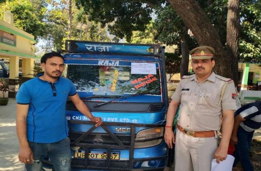 Lockdown के दौरान योगी ने दिए थे निर्देश, घर-घर तक पुलिस पहुंचा रही सामान, इस नंबर पर करें कॉल