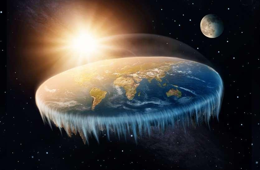 धरती को सपाट मानने वाले मौसम विज्ञान से जुड़े तथ्यों को क्यों नहीं समझना चाहते