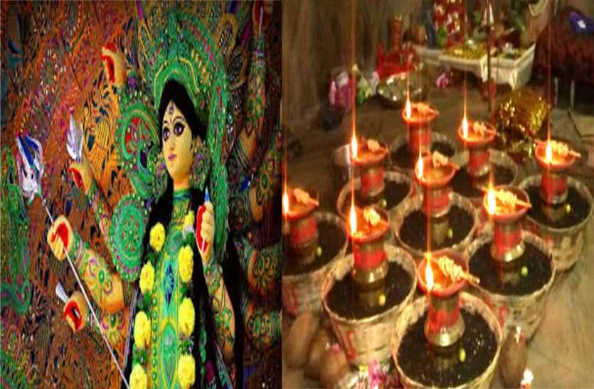 चैत्र नवरात्रि में इस बार चार सर्वार्थ सिद्धि योग, पहली बार मंदिरों में ज्योति कलश जले पर कपाट रहेंगे नौ दिन बंद