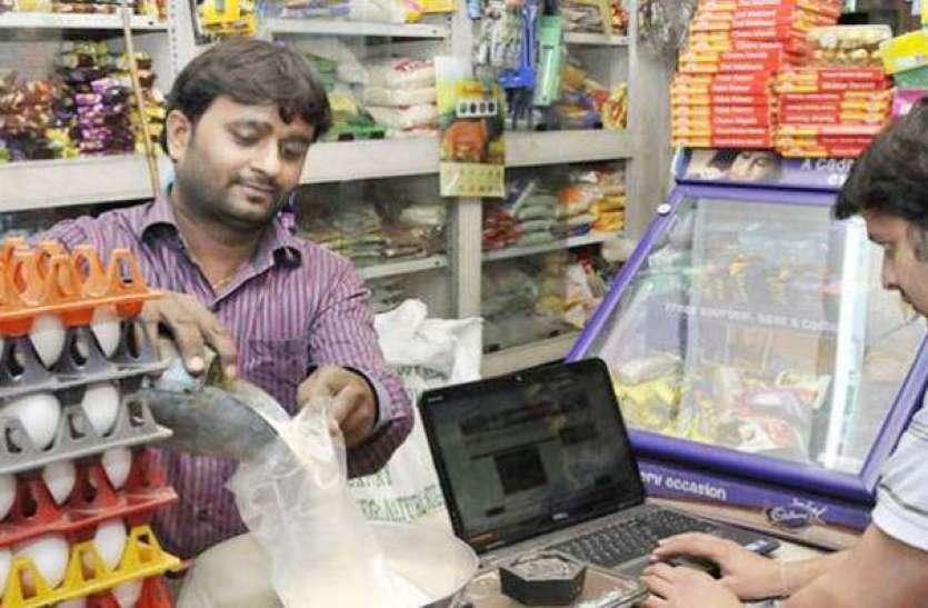 Coronavirus Lockdown: नुक्कड़ की दुकान बनी वरदान, फटाफट मिल रहा है सामान