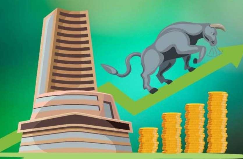 Photo of Share Market में मजबूती के संकेत, Sensex 30,973 तो Nifty 9050 के पार