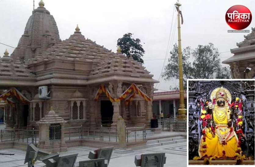 नवसंवत्सर पर कोरोना का असर : चैत्र नवरात्र पर देवी मंदिरों में हुई घट स्थापना, देवालयों में नहीं दिखे भक्त