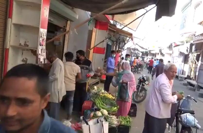 Shamli: Lockdown में डरने की जरूरत नहीं है, सुबह इस समय तीन घंटे के लिए खुलेंगे बाजार