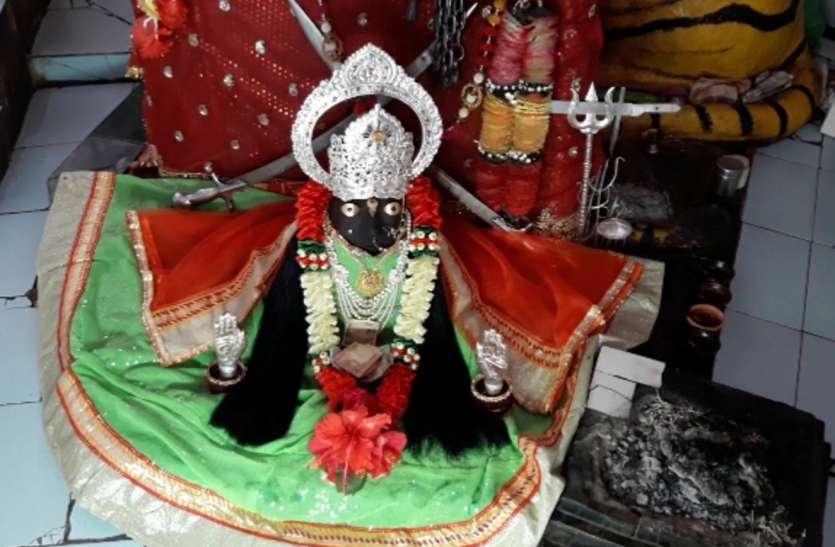 चैत्र नवरात्र: ज्वालाधाम में आराधना, भक्तों के प्रवेश पर रोक