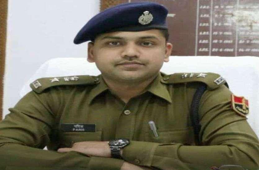अलवर पुलिस अधीक्षक परिस देशमुख ने की अखबारों की तारीफ, कहा- इमरजेंसी हालात में सराहनीय काम कर रहे