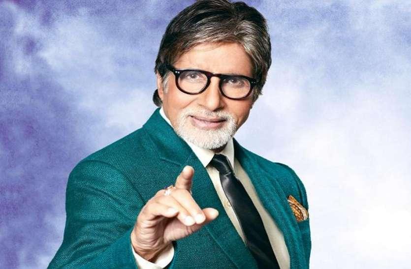 महानायक अमिताभ बच्चन का सरकार को सुझाव,अस्पतालों की कमी होने पर करें खाली ट्रेनों का इस्तेमाल