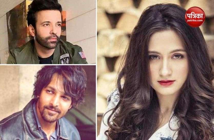 क्या हर्षवर्धन राणे हैं आमिर और संजीदा की दूरियों का कारण? एक्ट्रेस की बढ़ रहीं नज़दीकियां!