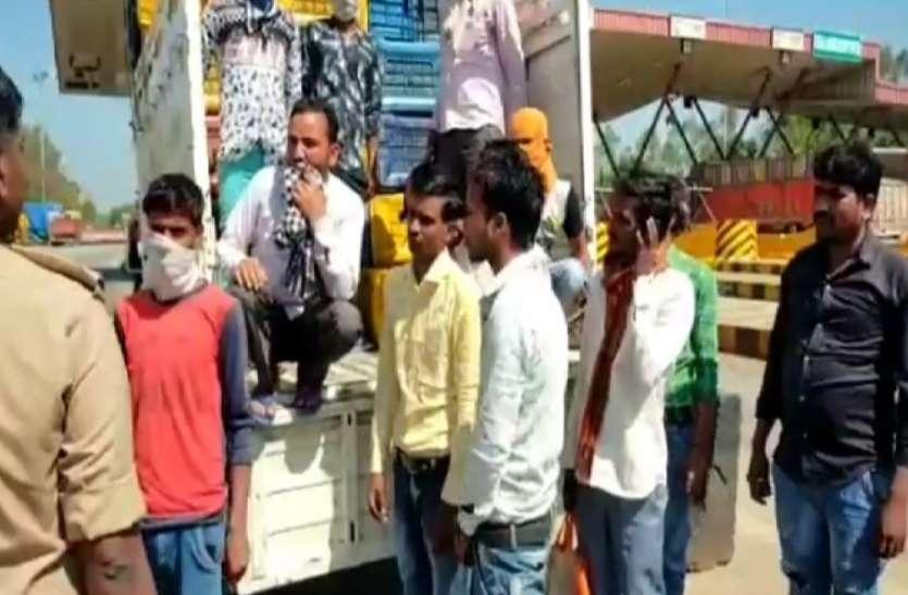 देवबंद से 14 कोरोना संदिग्ध पहुंचे सीतापुर, किया गया आइसोलेट