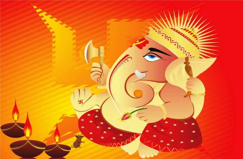 नवरात्रि में 28 मार्च को ऐसे करें विघ्नहर्ता श्रीगणेश का पूजन, बाधाओं से मिलेगी मुक्ति