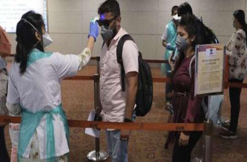 चार और मरीजों में कोरोना की पुष्टि, कोरोना प्राभावित देशों से लौटने वालों की संख्या 37 हजार पार
