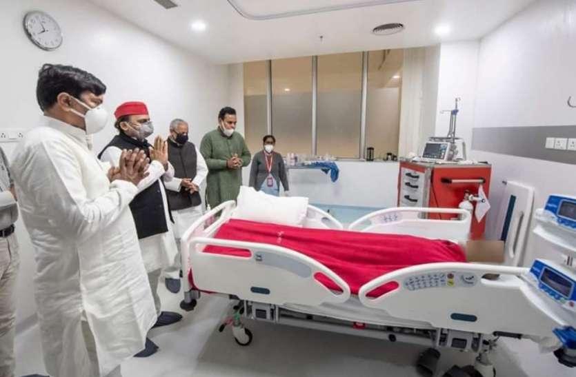 बेनी प्रसाद वर्मा निधन: पीएम मोदी ने भी जताया दुख, शिवपाल ने कहा- यह मेरे लिए व्यक्तिगत क्षति