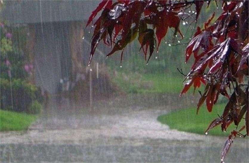 Rain in Ajmer: लगातार पड़ रही फुहारें, मौसम में बढ़ी ठंडक