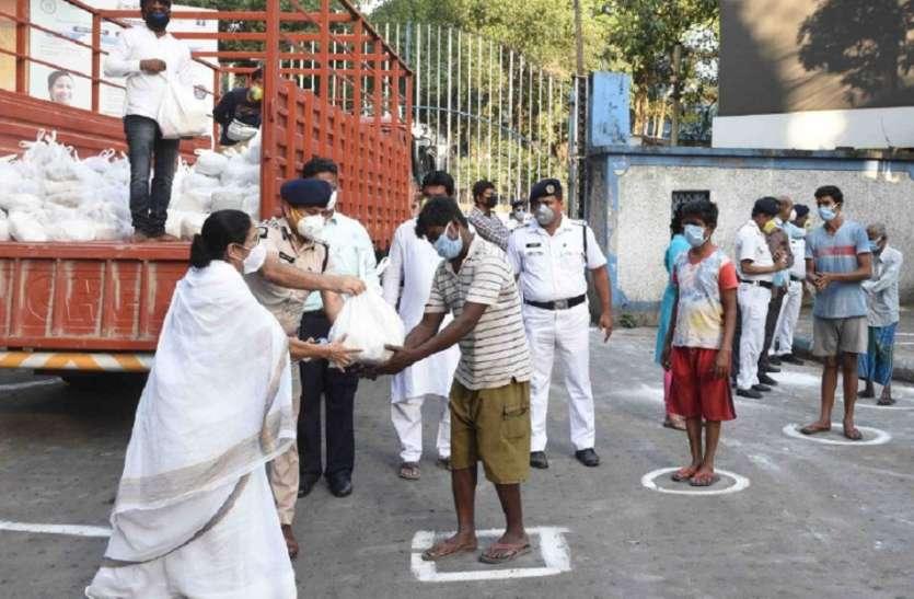 West Bengal: लॉक डाउन में ज्यादती:7-8 पुलिसकर्मियों को हटाया