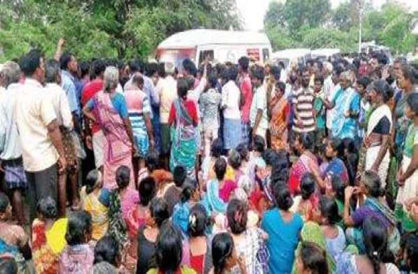 गंगालूर थानाक्षेत्र के 7 ग्रामीणों की अचानक मौत, कारण की हो रही जांच, इलाके में दहशत