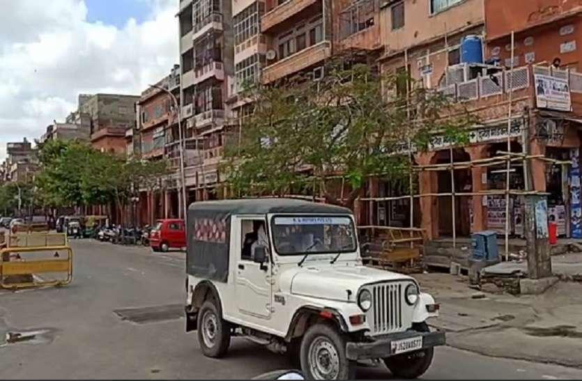 जयपुर: कोरोना पॉजिटिव के संपर्क में आए 100 से अधिक को किया जाएगा आइसोलेट, रामगंज पहुंची दो बसें