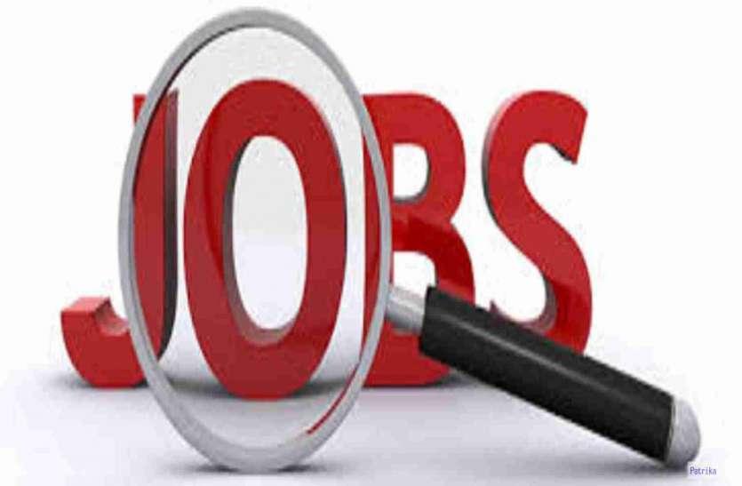Govt Jobs: डाटा एंट्री ऑपरेटर के पदों पर सरकारी नौकरी का सुनहरा मौका, जल्द करें अप्लाई