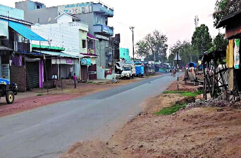 गांवों में भी जनता कफ्र्यू का पालन हो रहा, साप्ताहिक बाजार भी बंद