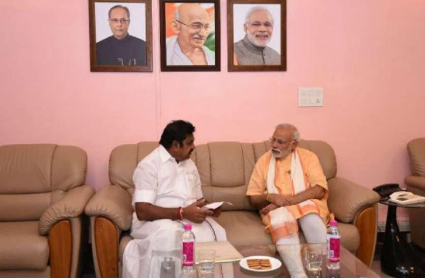 COVID19: PM Modi ने सीएम पलनीस्वामी से बोले, राज्य में सख्ती से लॉकडाउन को करें लागू