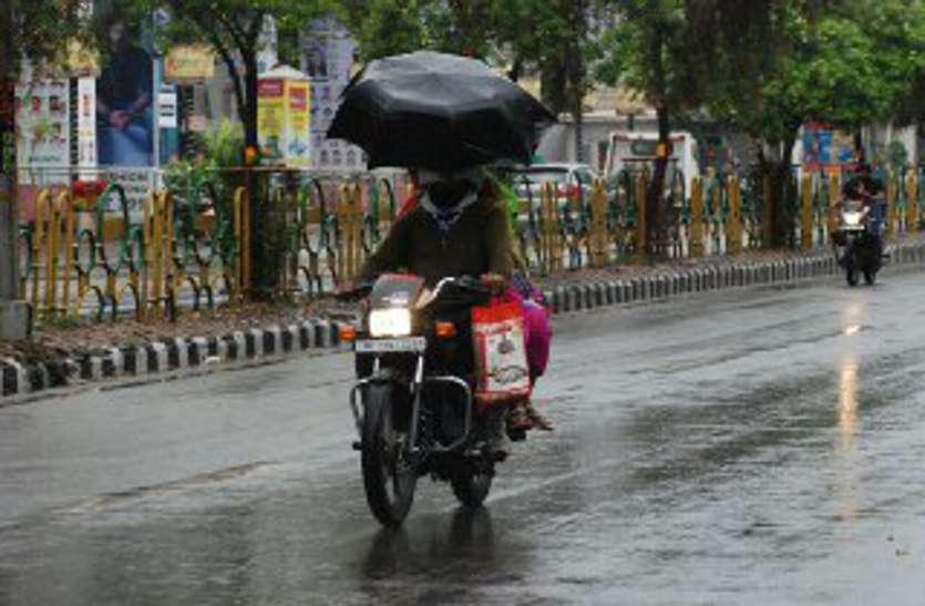 Heavy Rains In Madhya Pradesh today