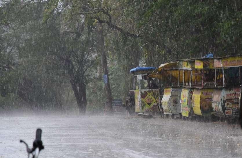नौ घंटे में 11.8 मिमी बरसात, 2006 के बाद सबसे ज्यादा