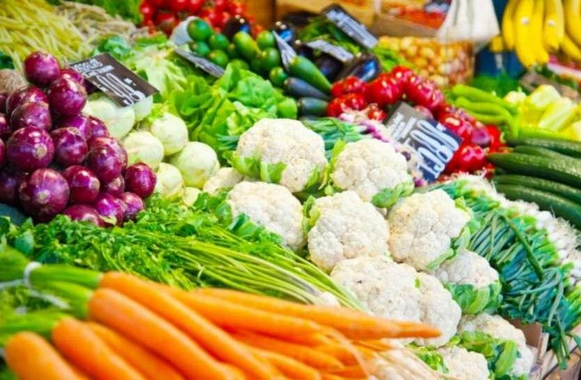 Lockdown: सब्जी और फल की रेट लिस्ट हुई जारी, इससे अधिक दाम पर नहीं बेच सकते दुकानदार