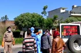 Lockdown के बीच एंबुलेंस में छिपकर जा रहे मजदूरोंको पुलिस पकड़ा, आपबीती सुन अधिकारियों ने घर भेजा