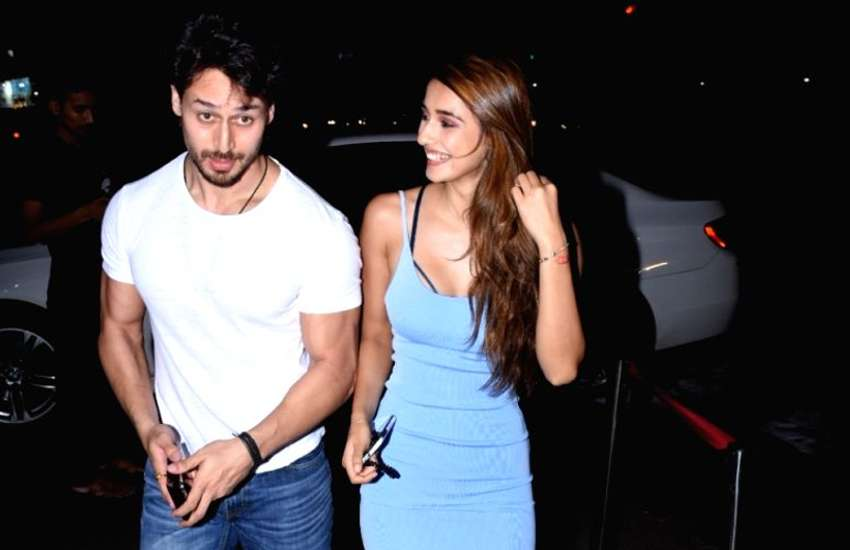 Tiger Shroff Stay With In 5 Days On Disha Patani Home Between ...
