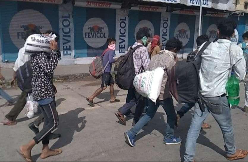 जयपुर में फंसे मजदूरों के लिए सोशल मीडिया के माध्यम से गुहार, बिहार से लेकर उत्तरप्रदेश के सीएम तक से मांगी मदद