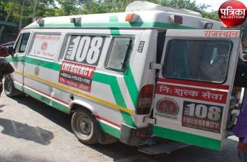 एंबुलेंस कर्मचारियों ने दी चेतावनी, कोरोना से बचाव की सुविधाएं दो, नहीं तो सोमवार से हड़ताल