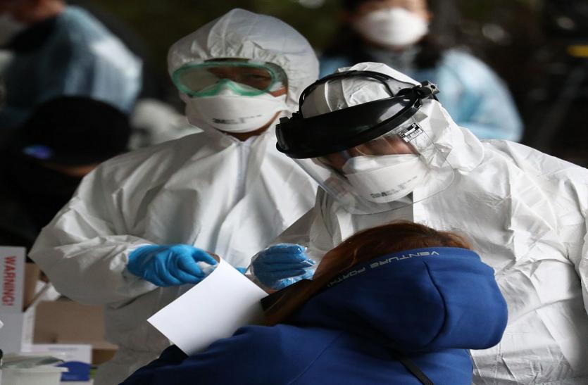 Coronavirus: 'तीसरे चरण की रोकथाम को कोरिया से लेनी होगी सीख, अपनाना होगा GPS विकल्प'