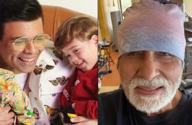 करण जौहर के बेटे ने अमिताभ को माना सुपरहीरो, कहा- कोरोना वायरस से हमें बचा सकते हैं