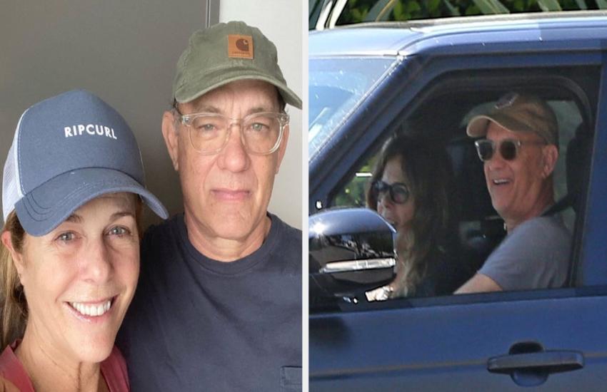 टॉम हैंक्स और रीटा ने ऐसे जीती कोरोना से जंग, लौटे घर