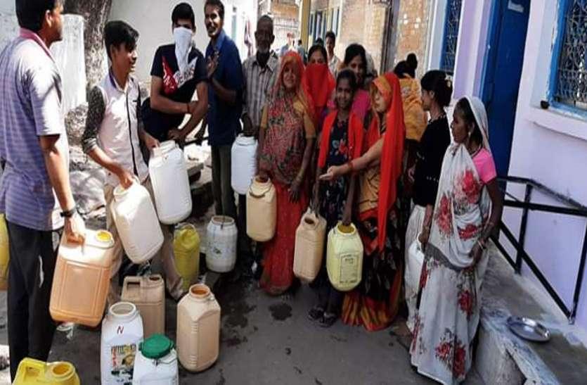 जयपुर के आमेर की 70 हजार की आबादी को इसी महीने मिलेगा बीसलपुर से पानीख,,,,वर्षों पुरानी आस अब होगी पूरी