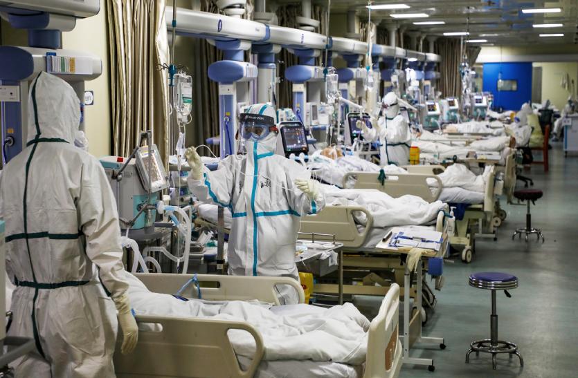 COVID-19 से लड़ने के लिए बना अलग अस्पताल, जहां होंगे सिर्फ CORONAVIRUS के मरीज